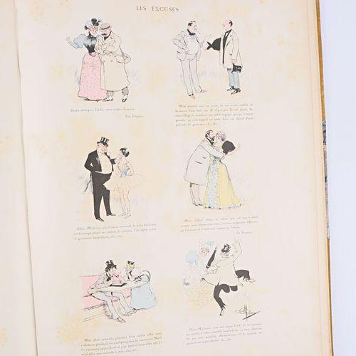 BAC Ferdinand Les fêtes galantes préface de Arsène Houssaye Nos femmes préface d…