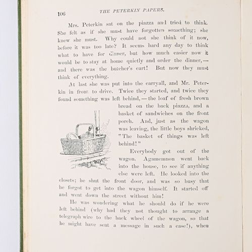 P. HALE Lucretia The Peterkin Papers Boston and New York, Houghton Mifflin Compa…