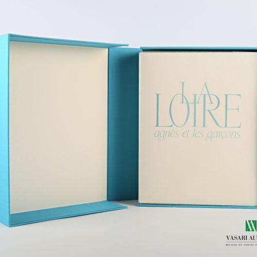 GENEVOIX Maurice LETELLIER Pierre La Loire, Agnès et les garçons Robert Léger, é…