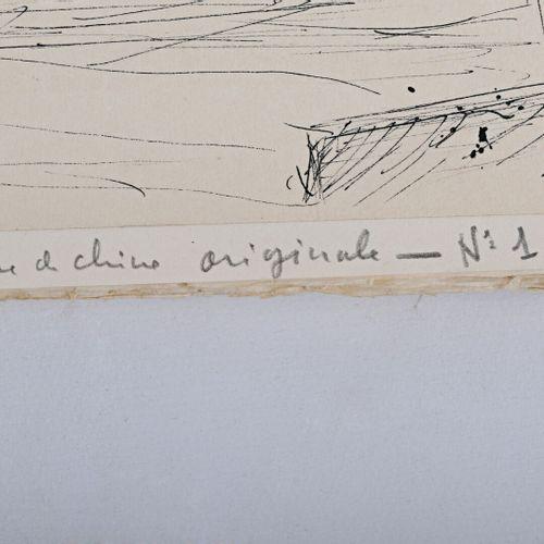 """De GASTYNE Christian Présence d'Alger """"Visages d'Algérie"""" Alger, Henry Baconnier…"""