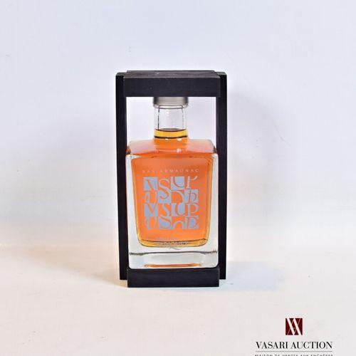 1 bouteilleBas Armagnac VSOP DOMAINE DE TARIQUET  50 cl 40°. Très belle cara…