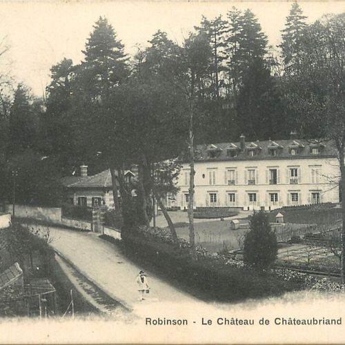 """100 HIGH SEINE POST CARDS: Robinson and Alentours. Including"""" Robinson: Panorama…"""