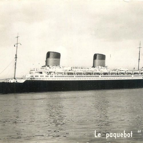 """45 BOAT POST CARDS: Miscellaneous. France, Foreigners and Cpsm. Including"""" Batea…"""
