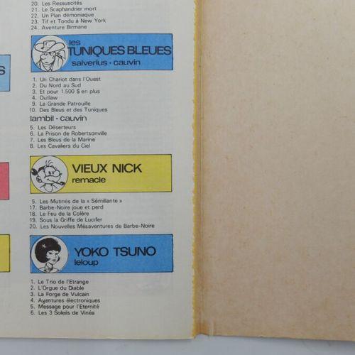 [DUPUIS] Les aventures de Buck Danny Ensemble de 3 Bandes Dessinées.  25. Escadr…