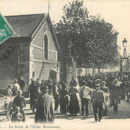 77 CARTES POSTALES PAYS DE LA LOIRE : Cp, Cpsm, Cph. Et Photos. Dépts 44 13, 49 …