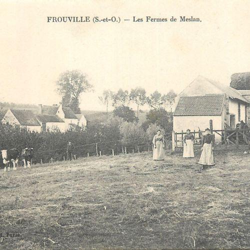 """59 CARTES POSTALES VAL D'OISE : Cp, Cpsm, Cph. Et Photos. Dont"""" Cormeilles en Ve…"""