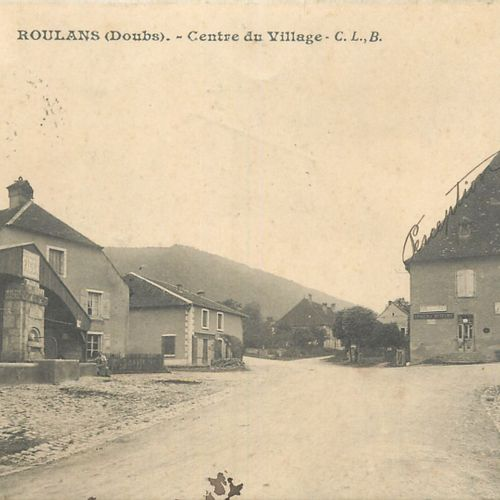 "146 CARTES POSTALES DOUBS : Cp, Cpsm, Cph., Photo et Documents. Dont"" Arc et Sen…"
