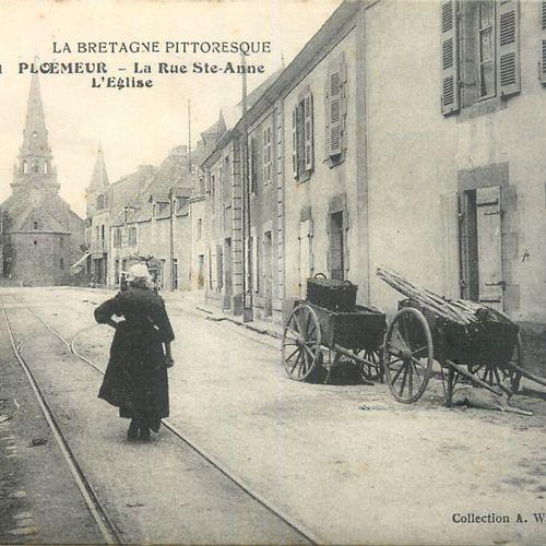 644 CARTES POSTALES BRETAGNE : Divers Départements. Villes, qqs villages, qqs an…