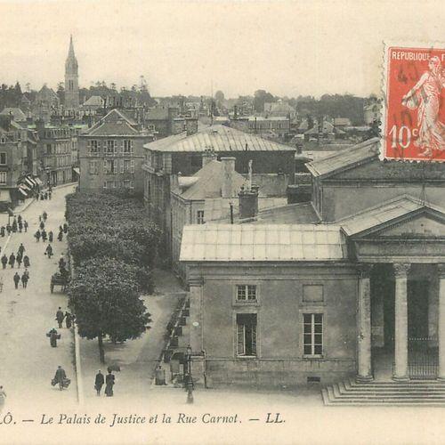 """140 CARTES POSTALES MANCHE : La Ville de Saint Lô. Dont"""" La Vallée de la Vire pr…"""