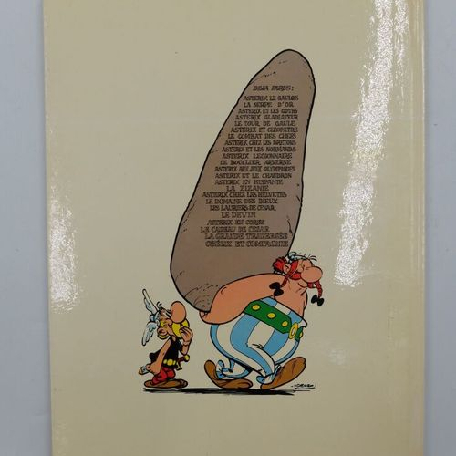 [DARGAUD] Astérix Ensemble de 4 Bandes Dessinées.  21. Le cadeau de César, 1974.…