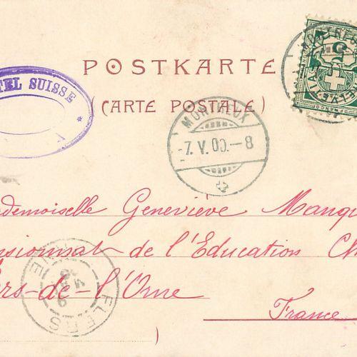 """1 CARTE POSTALE ILLUSTRATEUR : I.C. ROSSI. Art Nouveau. """"Texte Original : Ehre d…"""