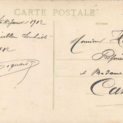 """1 CARTE POSTALE MAGASIN : Sélection Saint Lô. """"Pignard Bijoux Montre Oméga"""". Dev…"""