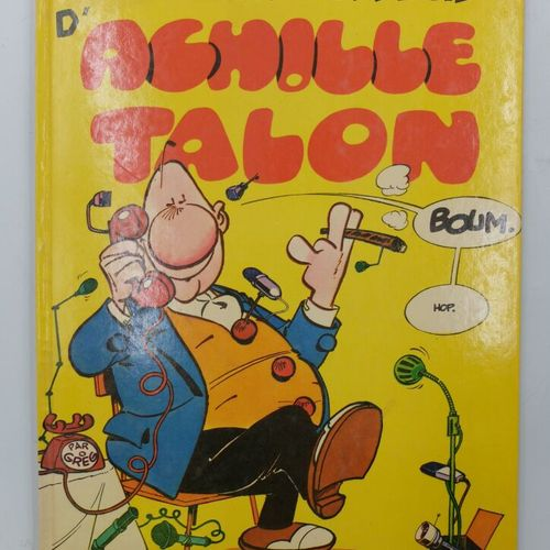 [DARGAUD] Achille Talon Ensemble de 8 Bandes dessinées.  2. Achille Talon aggrav…