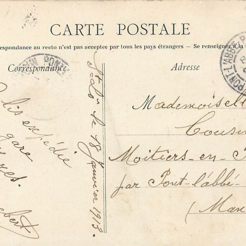 "1 CARTE POSTALE MAGASIN : Sélection Saint Lô. ""Photographie L.Lemaréchal."" Devan…"
