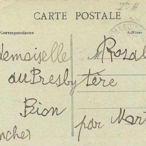 6 CARTES POSTALES METIER : Sélection Manche Chaudronnerie Villedieu les Poêles. …