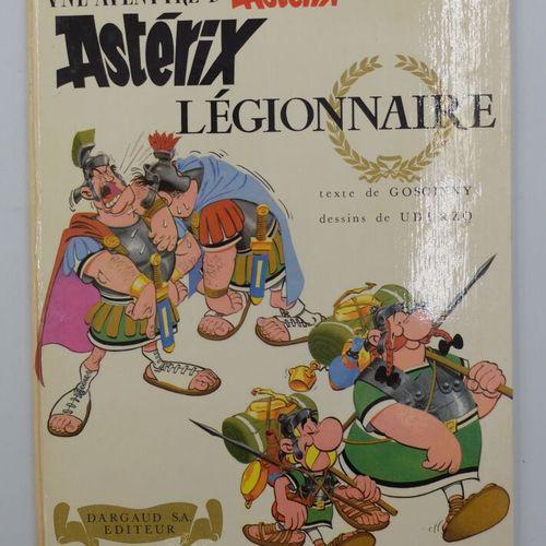 ASTERIX  10. Légionnaire, 1967, Dargaud.