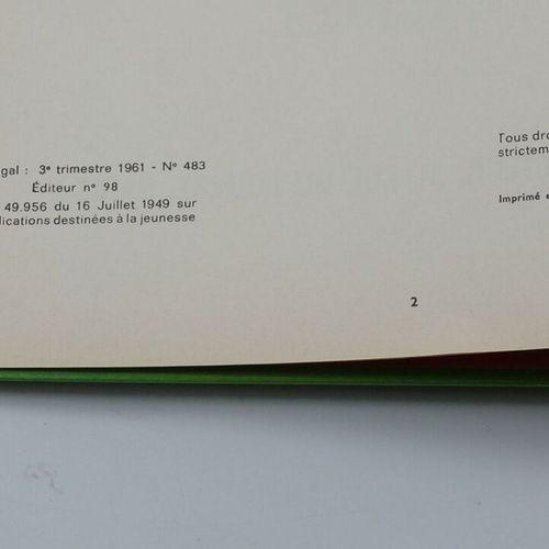 ASTERIX.  1, Le Gaulois, 1961, Dargaud.