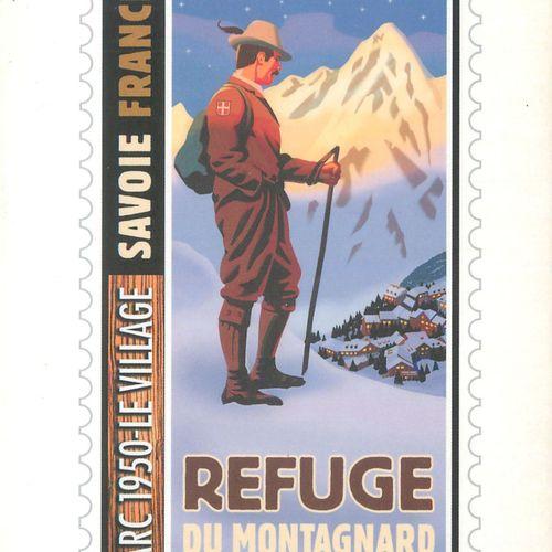 """80 CARTES POSTALES VARIA : Cartes Modernes divers Thèmes. Dont"""" Arc 1950 Savoie …"""