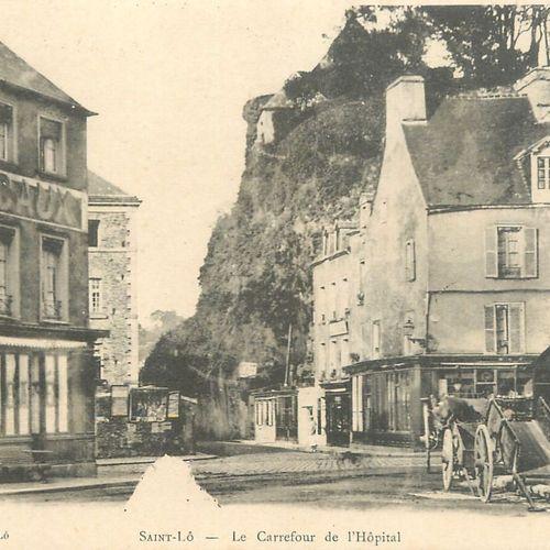 """154 CARTES POSTALES MANCHE : La Ville de Saint Lô. Dont"""" Vue Générale, Les Archi…"""