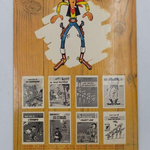 [DUPUIS] Lucky Luke Ensemble de 12 Bandes dessinées.  21. Les collines Noires, 1…