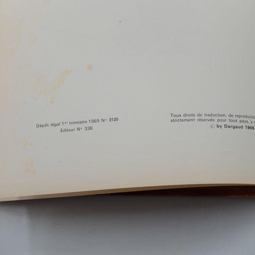 ASTERIX  13. Astérix et le Chaudron, 1969, Dargaud, états.