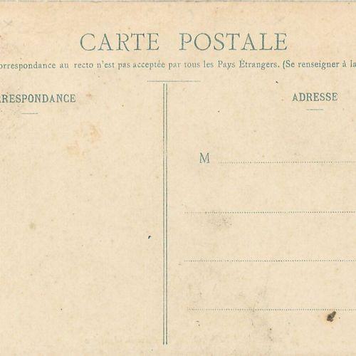 """5 CARTES POSTALES MANCHE : Sélection Divers Saint Lô. """"Un monstre dans la Vire (…"""