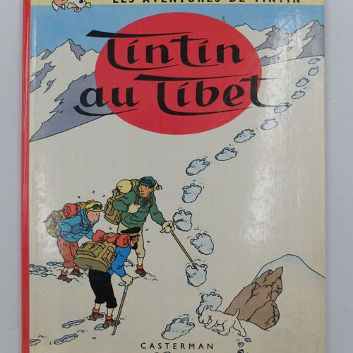 [CASTERMAN] Tintin Ensemble de 3 Bandes dessinées.  18. L'affaire tournesol, 196…