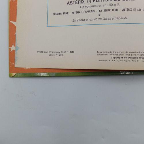 ASTERIX  11. Le Bouclier d'Arverne, 1968, Dargaud.