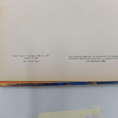 ASTERIX  14. En Hispanie, 1969, Dargaud.
