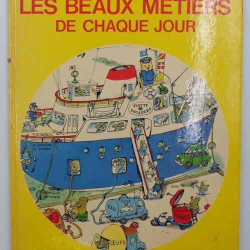 [DIVERS EDITEURS]. Ensemble de 3 Bandes dessinées.  Le Retour de France de Danie…