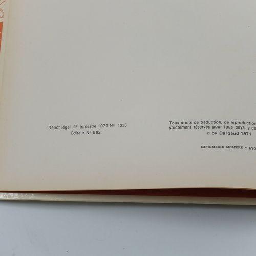 [DARGAUD] Astérix Ensemble de 3 Bandes Dessinées.  15. La Zizanie, 1970.  16. Ch…