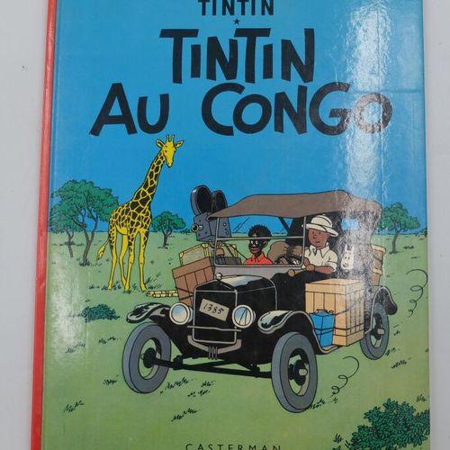 TINTIN Ensemble de 3 ouvrages.  GEO, Hors série, TINTIN, Grand Voyageur du siècl…
