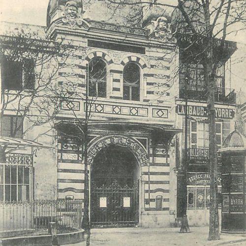 """133 CARTES POSTALES ALLIER : La Ville de Vichy. Dont"""" Les 4 Chemins et Rue de Nî…"""