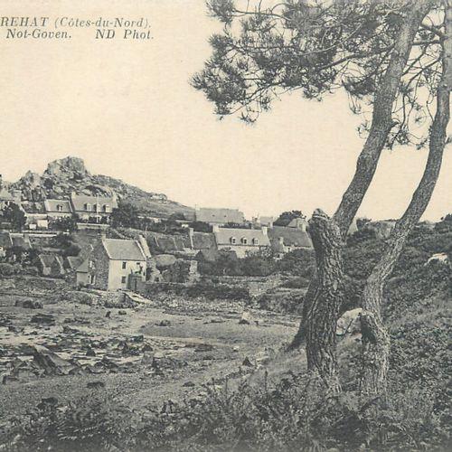 164 CARTES POSTALES COTES D'ARMOR : De H à O. Villes, qqs villages, qqs animatio…