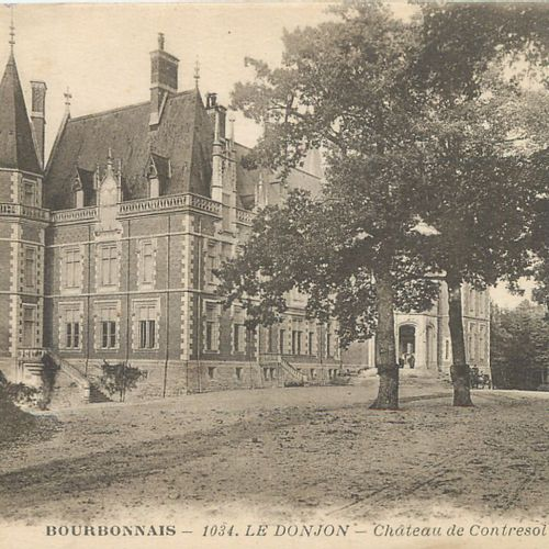 156 CARTES POSTALES ALLIER : Villes (Hors Vichy), qqs villages, qqs animations, …