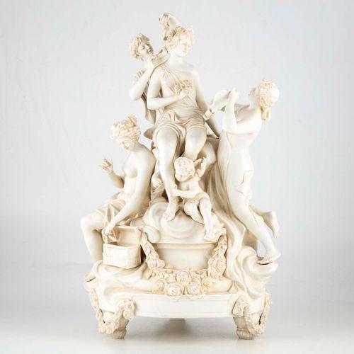 LOUIS SIMON BOIZOT D'après Louis Simon BOIZOT (1743 1809)  La toilette de Vénus …