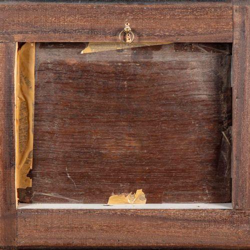 WILLEM KALF Dans le goût de Willem KALF (1619 1693)  Fumeur dans une arrière cui…