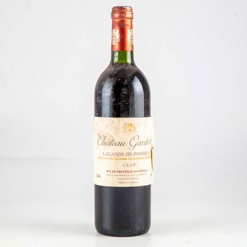 1 bouteille CHATEAU GARDOUR 1998 Lalande de Pomerol