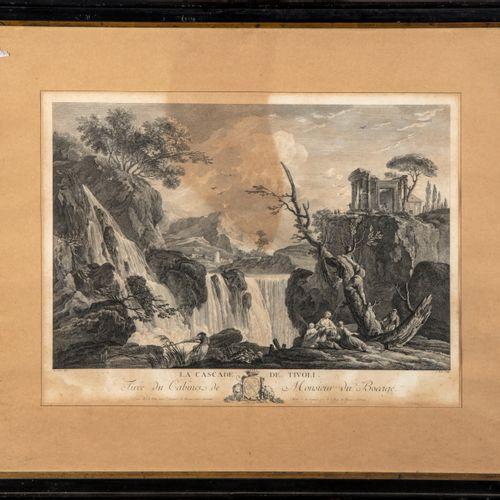 LACROIX D'après Charles François LACROIX De Marseille, gravé par LE VEAU  La Cas…