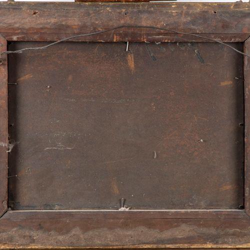 ECOLE ITALIENNE du XVIIe et XVIIIe  Le baptême du Christ  Huile sur métal  30 x …