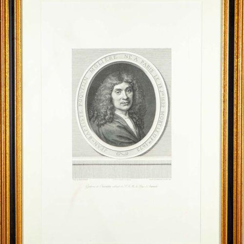 MIGNARD D'après Pierre MIGNARD, gravé par Louis Pierre HENRIQUEL DUPONT  Portrai…