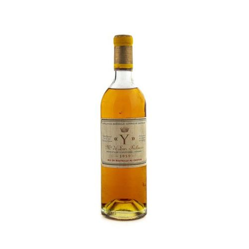 1 B Y D'YQUEM (T.L.B. ; e.L.S.) Sauternes 1er CC supérieur 1959