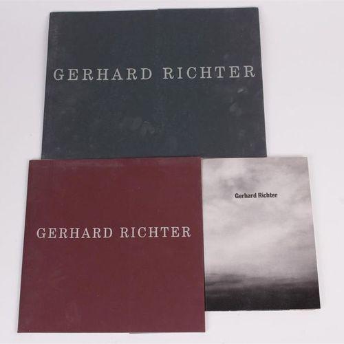 Gerhard RICHTER, Catalogue de l'exposition du 19 mars au 23 avril 1988 à la Gale…