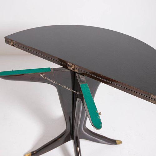 ICO PARISI. Console dining table. 1950s ICO PARISI (Palerme, 1916 Côme, 1996). T…