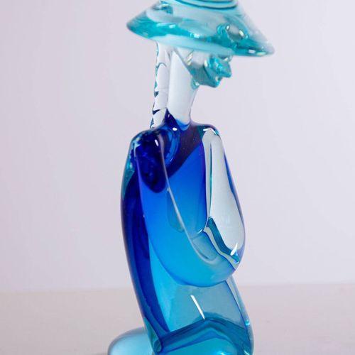 ARCHIMEDE SEGUSO. Murano glass sculpture ARCHIMEDE SEGUSO (Murano, 1909 1999). S…