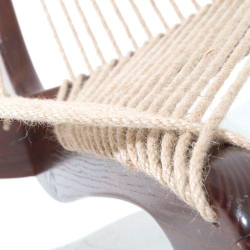 JORGEN HOVELSKOV. Two Harp Chairs. 1960 70s JORGEN HOVELSKOV (1935 2005) pour JO…