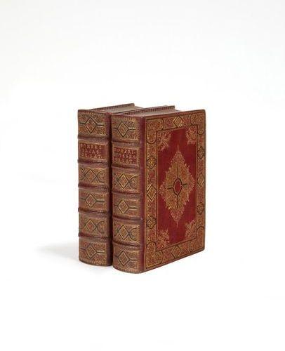 HOMÈRE. [Works, in Greek and Latin]. Ilias. Odyssea, eiusdem Batrachomyomachia, …