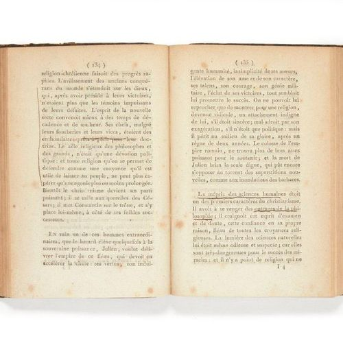 [STENDHAL] CONDORCET, Jean Antoine Nicolas de Caritat, marquis de. Sketch of a h…