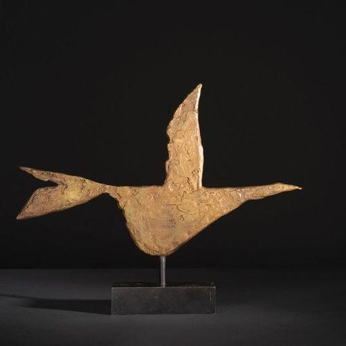 Georges BRAQUE (1882 1963) Phaéton, 1962 2003 Sculpture en bronze. Cachet du fon…