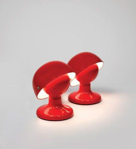 TOBIA (Né en 1935) & AFRA  SCARPA (1937 2011) Pair of « Jucker » table lamps by …